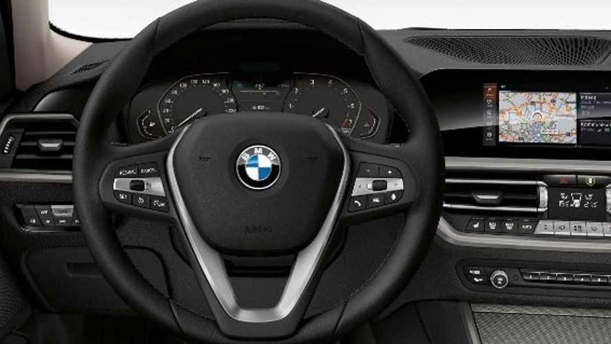 Analóg műszerfala van az új, alapszintű 4-es BMW-nek