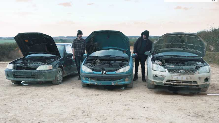 See How Long These Cars Run Without Any Oil Or Coolant