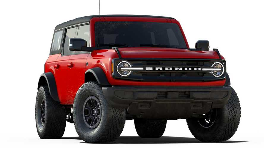 Ford Bronco Sasquatch Package Could Get Manual Gearbox After All