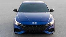 2021 Hyundai Elantra N Line Sedan