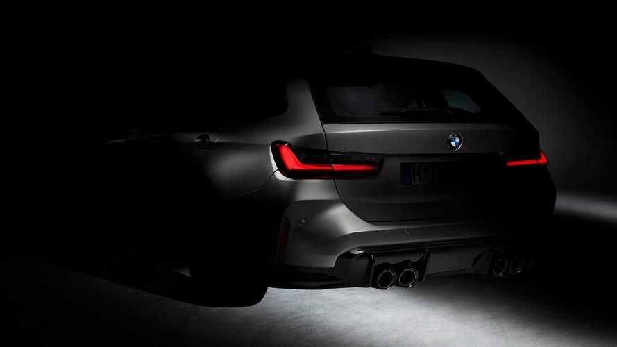 BMW M3 Touring (2022): Sport-3er erstmals auch als Kombi