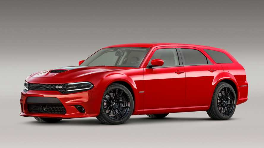 Dodge Charger Daytona Magnum Is The Muscle Wagon We Won't Get