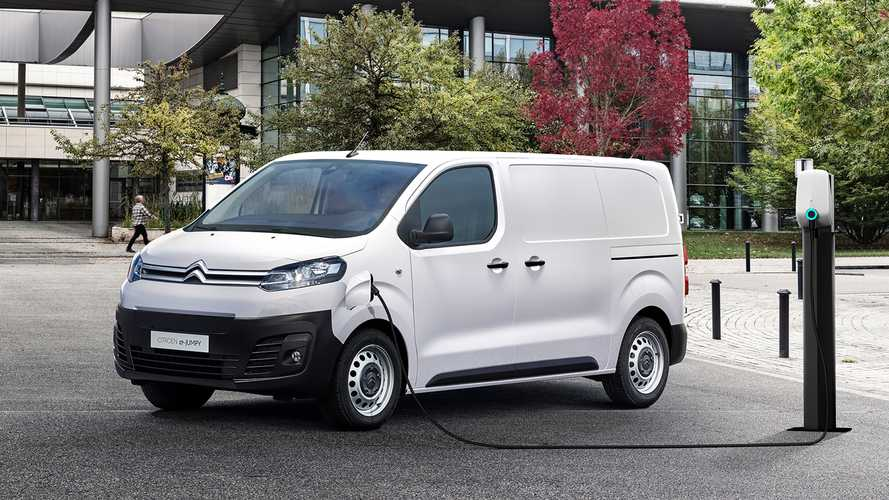 Half UK vans are 'candidates for electrification', says RAC Foundation