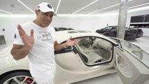 bugatti garage chiron veyron collection