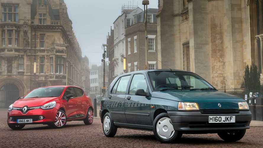 30 ans de Renault Clio, un succès du losange