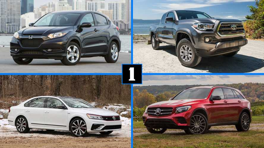 10 Most Popular Used Cars During The COVID-19 Recovery Phase