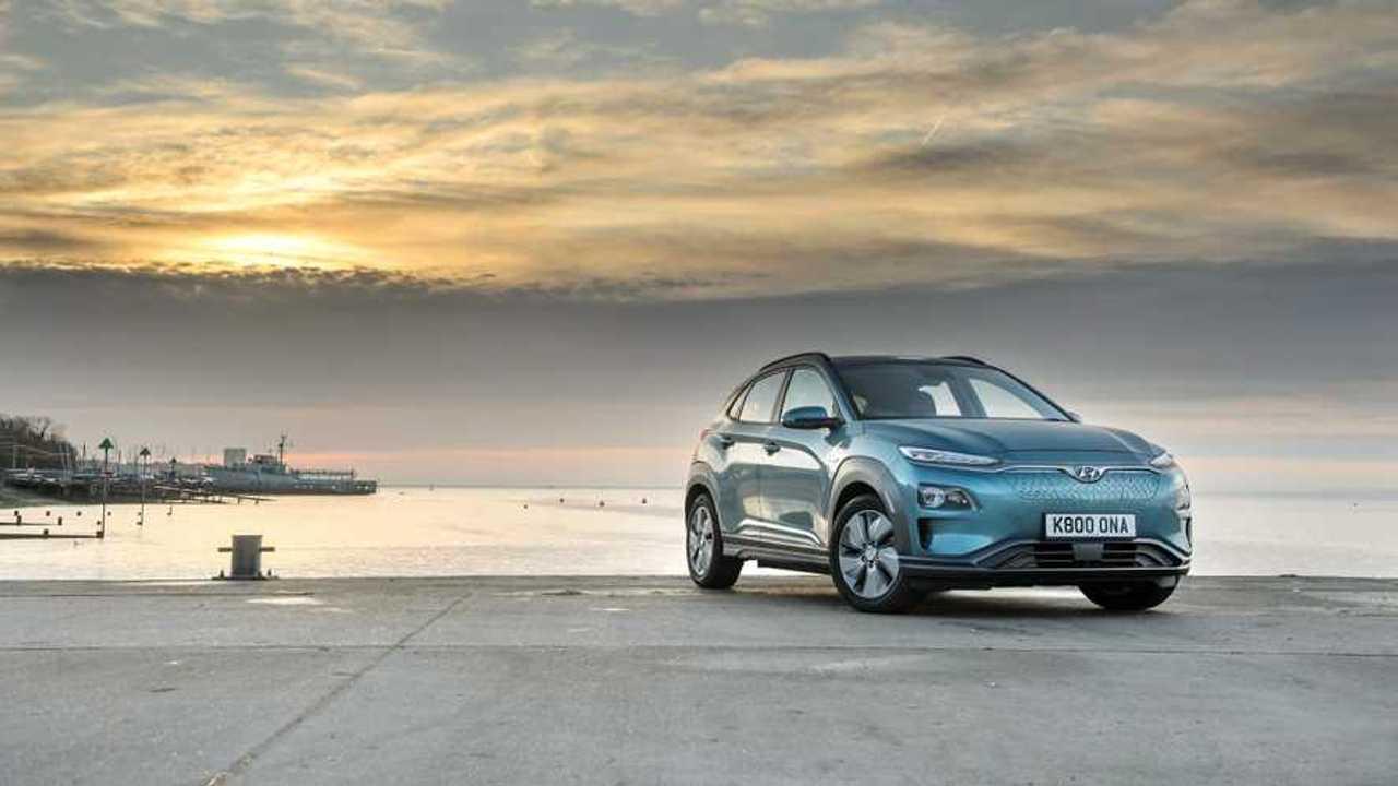 Hyundai Kona Electric in the UK