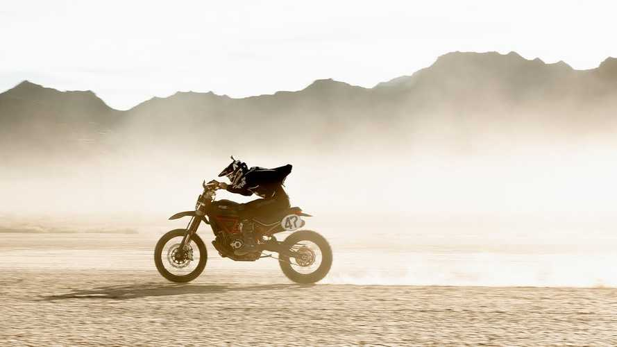 Behind The Scenes With Ducati At The Mint 400