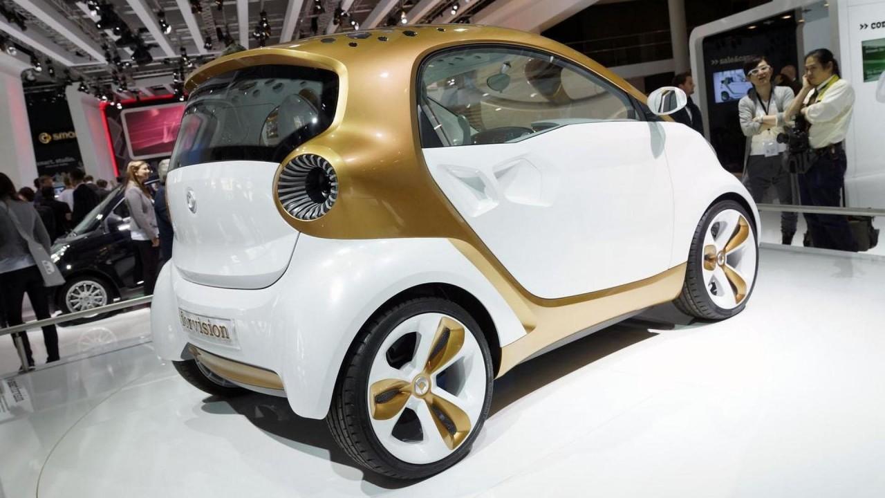 Smart, yeni Forfour Electric ile tamamen elektrikleniyor