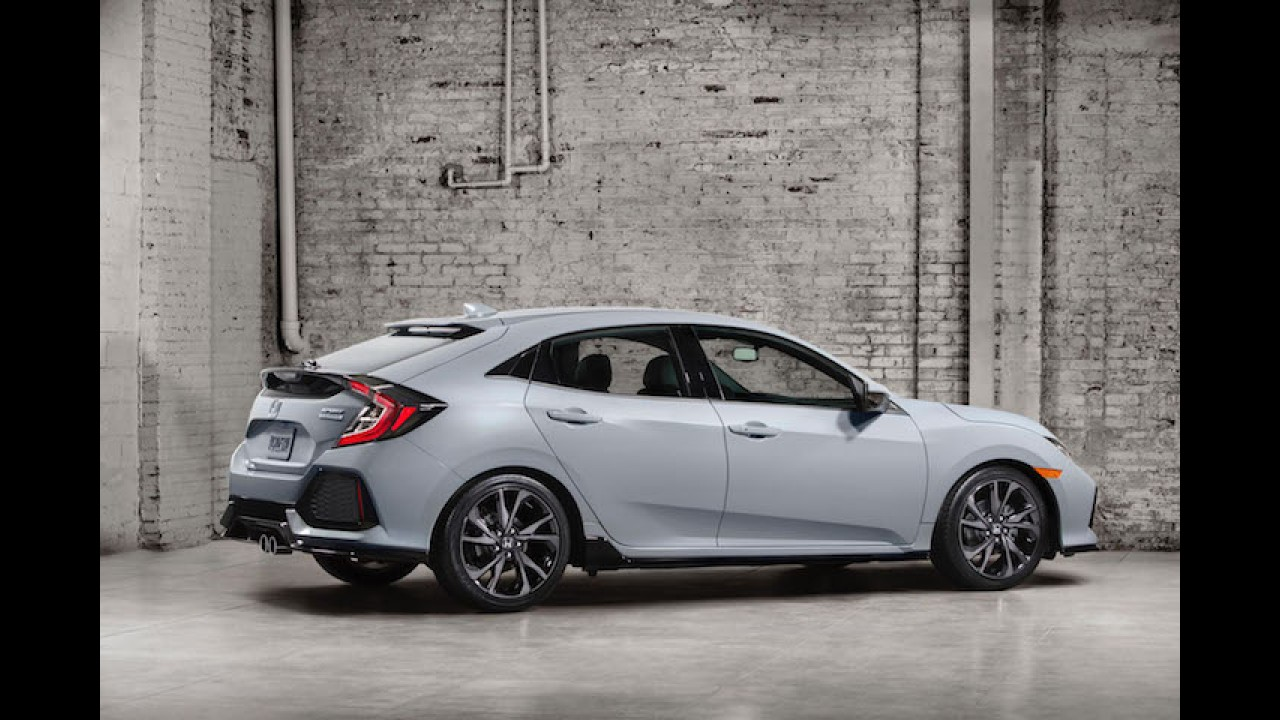 Honda Details New Civic Hatchback, Hitting Showrooms in September