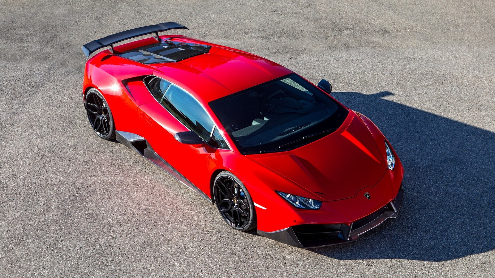 Lamborghini Huracan Horsepower >> Supercharged Lamborghini Huracan Sends 830 Hp To Rear Wheels