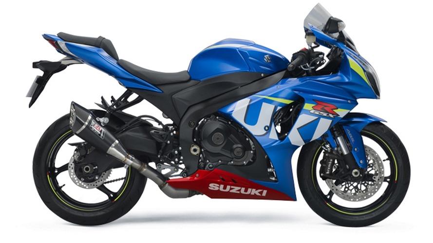 La Suzuki GSX-R1000, ahora con escape Yoshimura de regalo