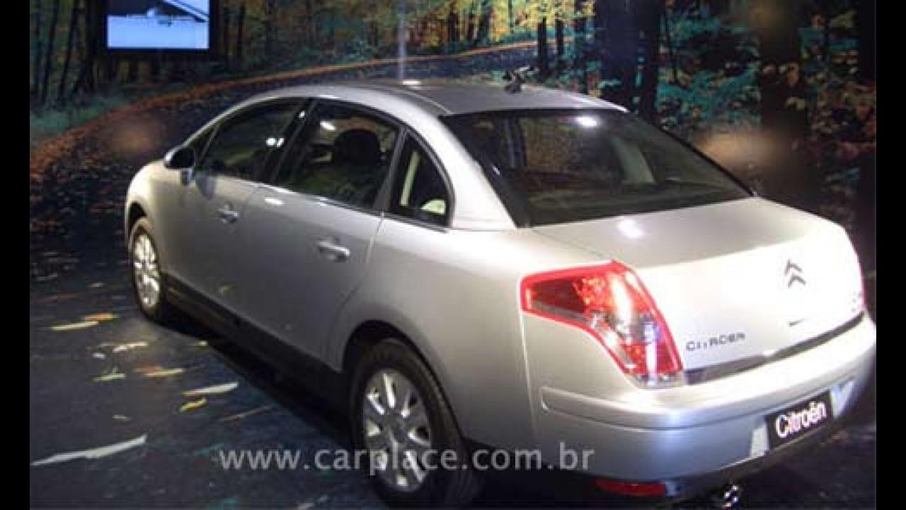 """Revista argentina elege o Citroen C4 Pallas como """"Carro do ano Mercosul 2008"""""""