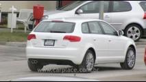 Novo Audi A3 SportBack 2008 reestilizado é flagrado