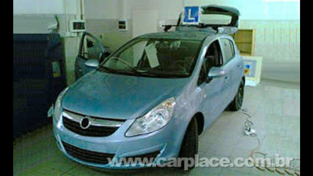 Opel Corsa registra a marca 10 milhões de unidades produzidas
