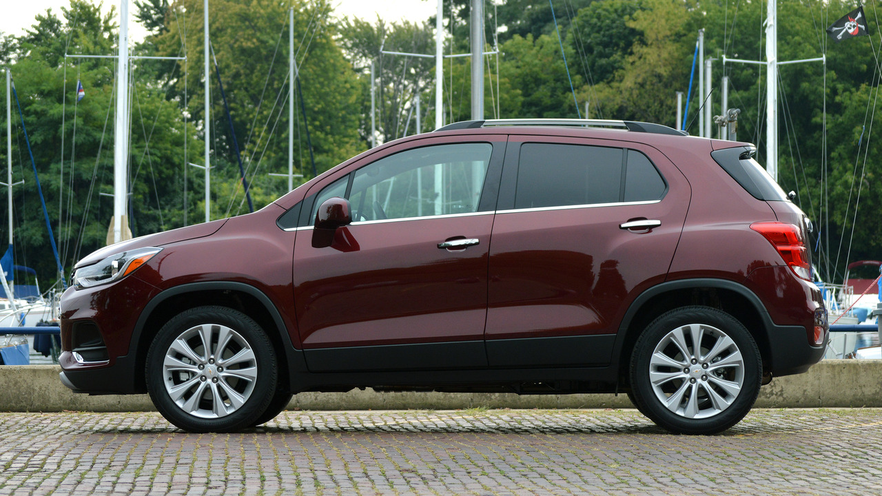 2017 Chevrolet Trax First Drive