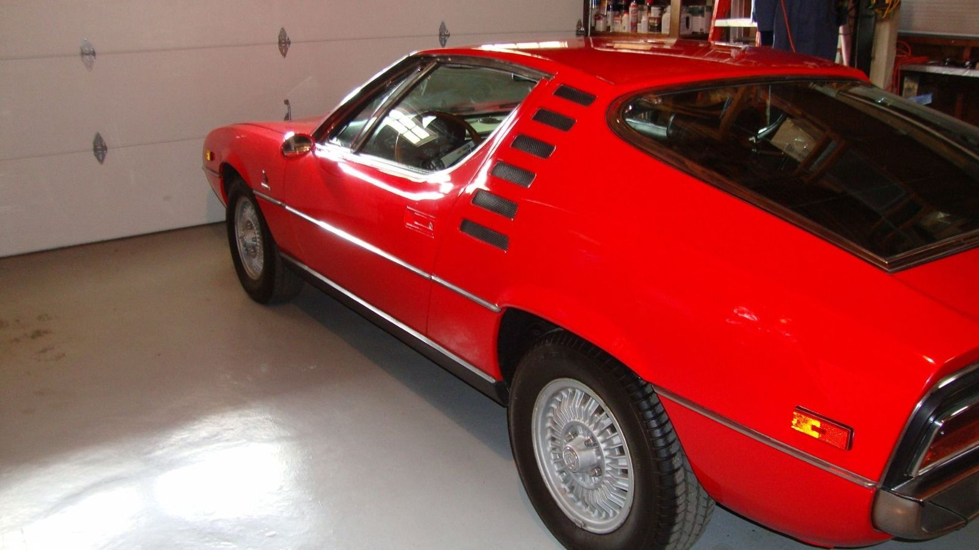 1971 Alfa Romeo Montreal Ebay Find Leaves Little To The