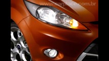 Salão de Pequim: Ford mostra versão esportiva de 5 portas do Novo Fiesta