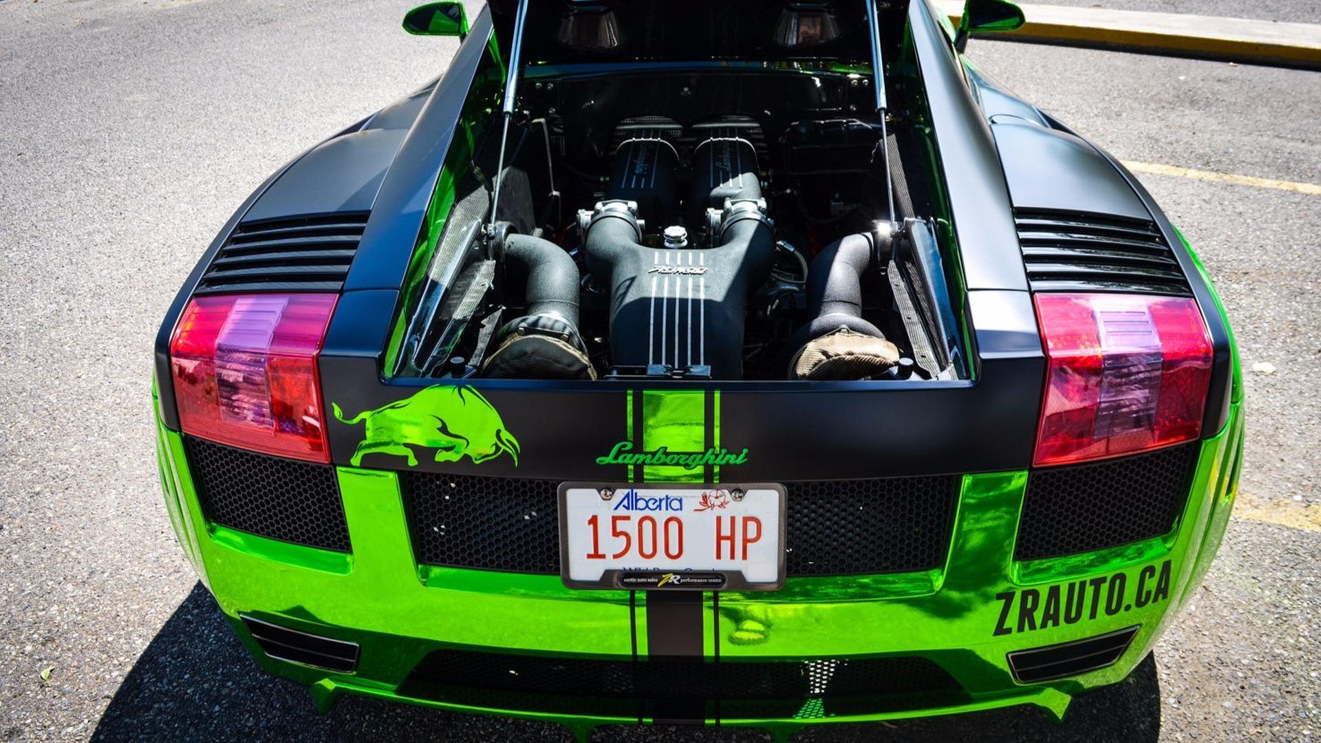 Calgary Dealership Puts 1 750 Hp Lamborghini Gallardo Tt For Sale
