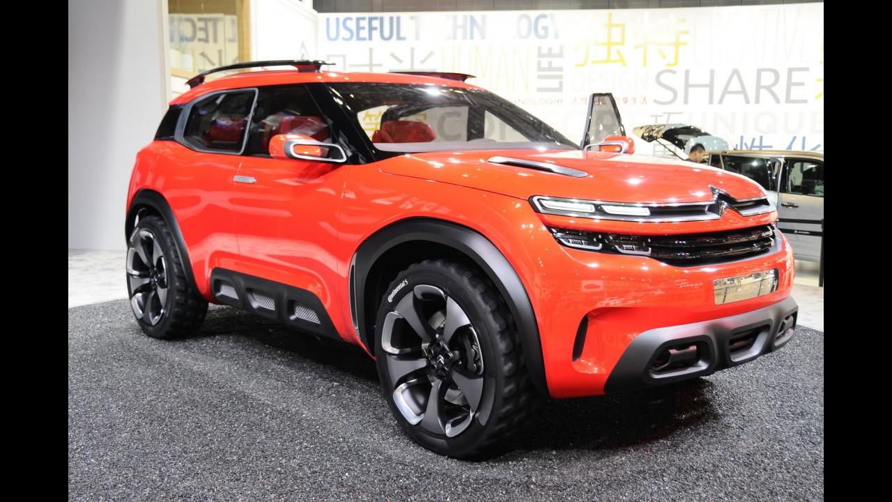 Citroen Yeni Modelleriyle Gözünü Çin Piyasasına Dikti