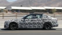 BMW M5 Spy Photos