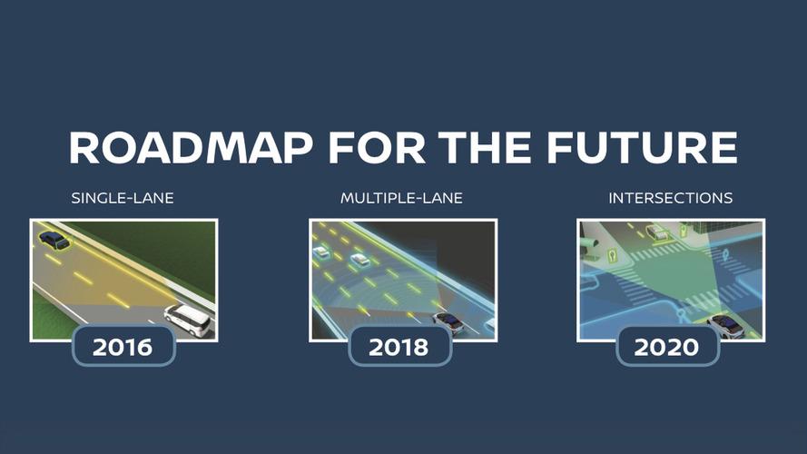 Nissan's autonomous ProPilot tech will navigate intersections by 2020