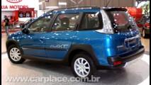 Nova Peugeot 207 Escapade chega ao mercado com preço inicial de R$ 47.790