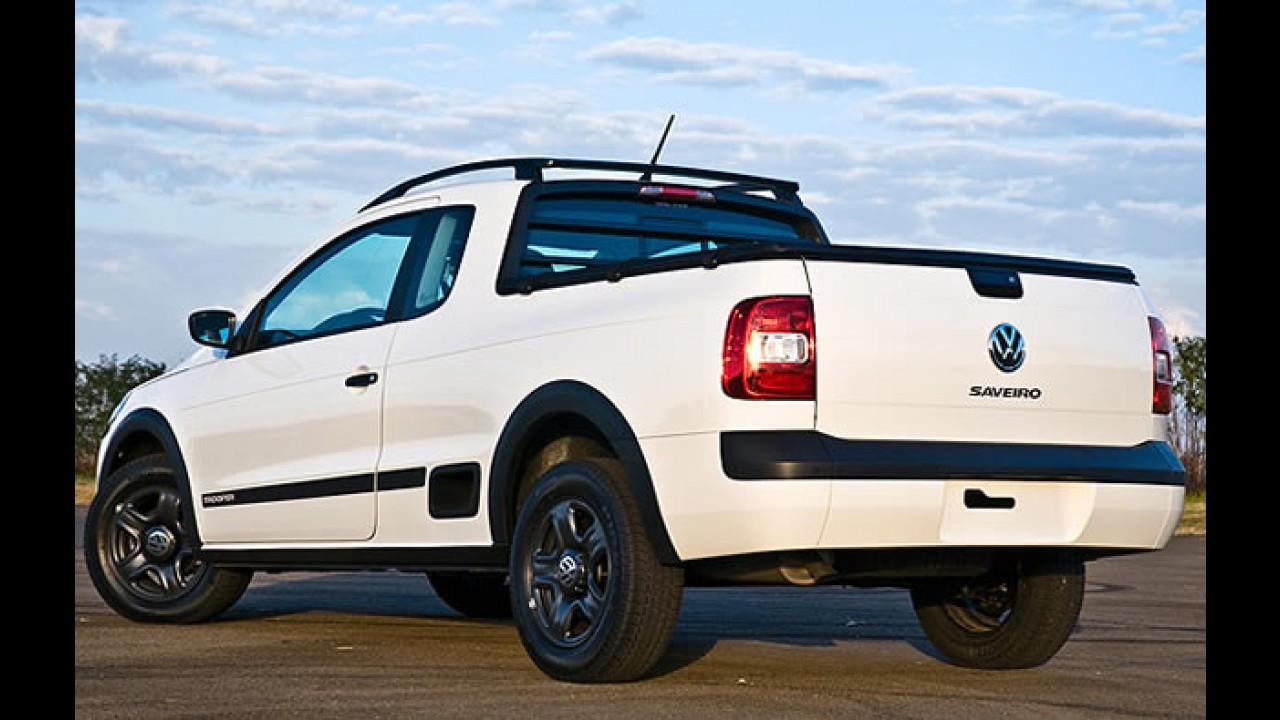 Nova Saveiro 2010 - Veja detalhes nas primeiras fotos oficiais da nova pick-up