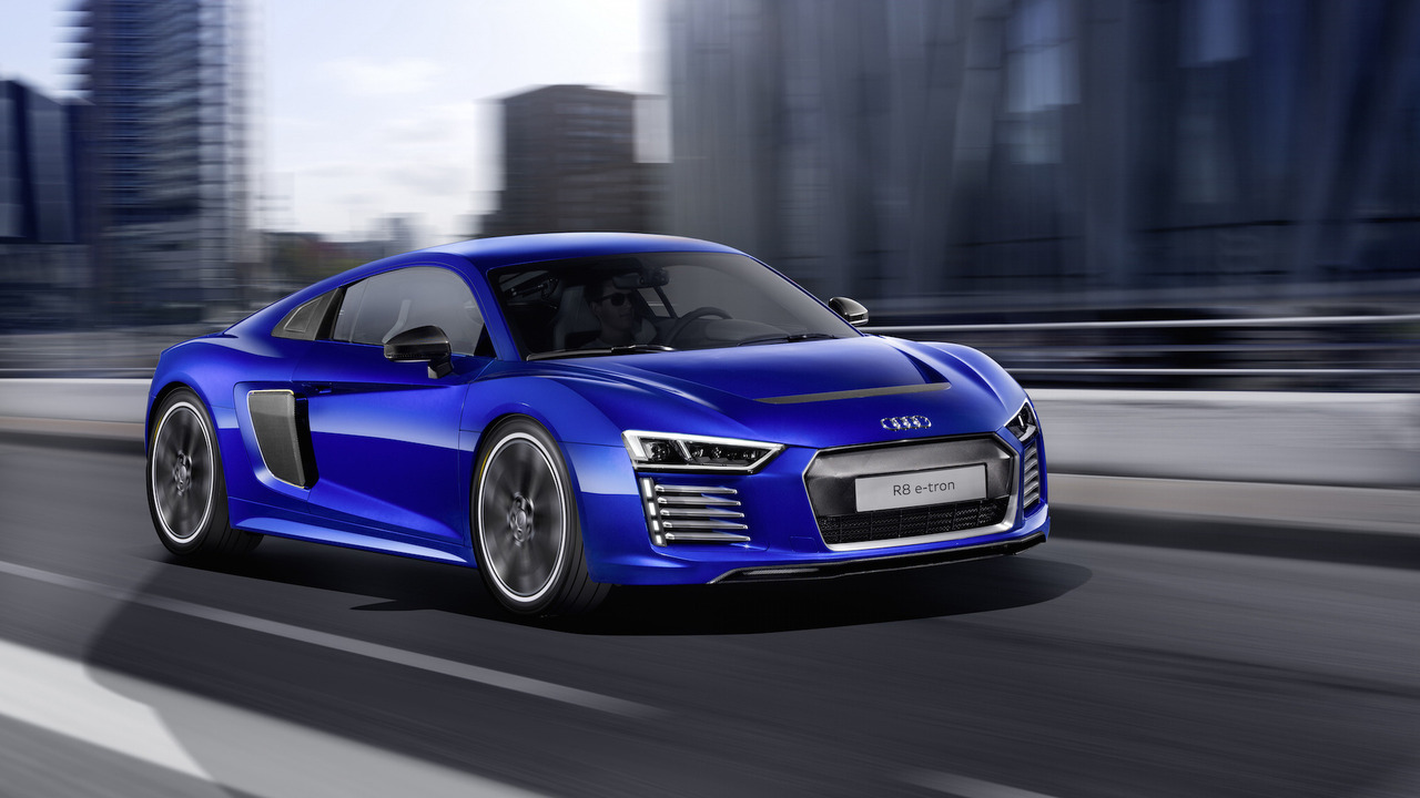 Audi Sport Prepares Performance EV For Electric SUVs Later - Audi ev