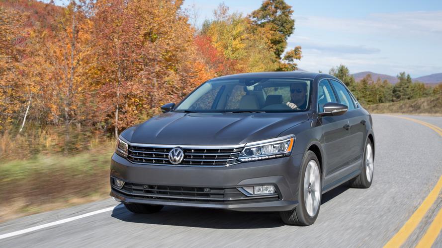 2016 Volkswagen Passat'ın ABD Versiyonu