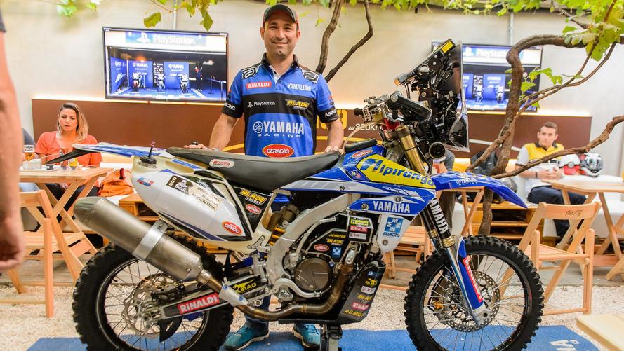 Yamaha confirma participação no Dakar com piloto brasileiro