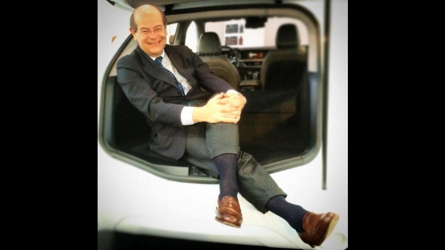 Chefe de design da FCA posta foto e revela interior do novo SUV da Alfa Romeo