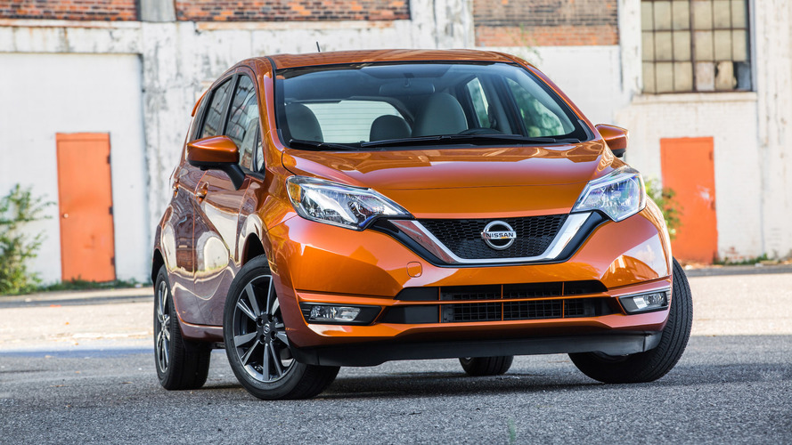 Nissan Dropping Versa Note Hatchback After 2019