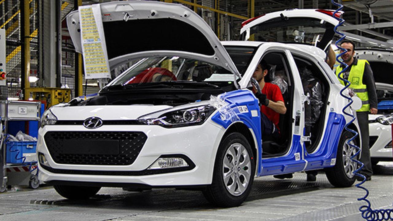 Hyundai Assan üretim