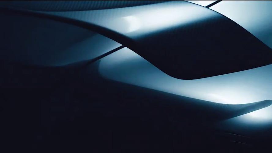 Bentley Continental teaser