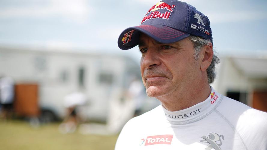 Carlos Sainz Peugeot