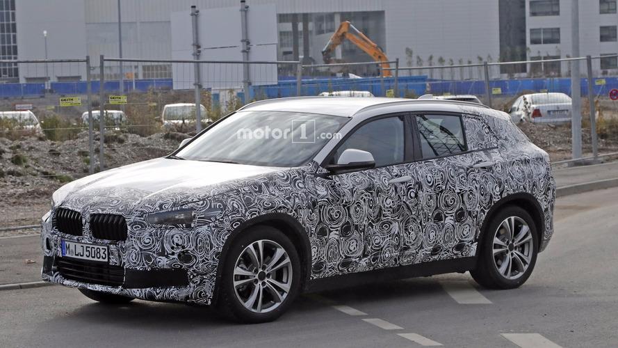 Confirmado para o Brasil em 2018, BMW X2 é flagrado em versão de produção