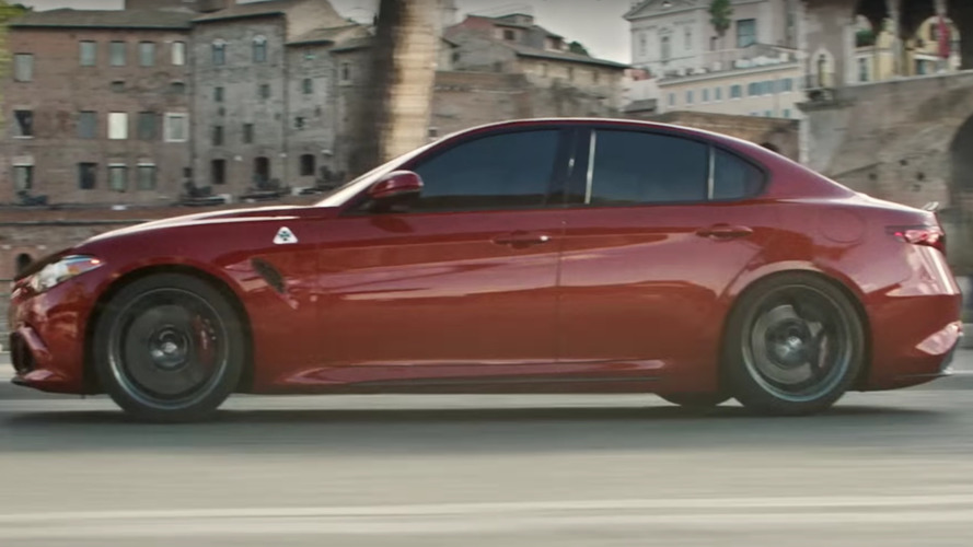 Alfa Romeo re-introduced itself to America in surprise Super Bowl ads