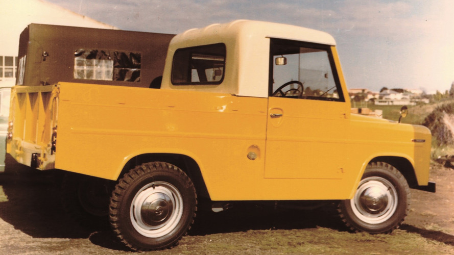 Škoda Trekka - L'ancêtre du Kodiaq, c'est lui !
