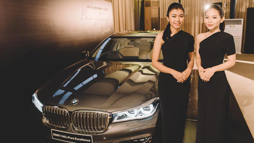 BMW 7 Series begins Indonesian production to meet growing demand