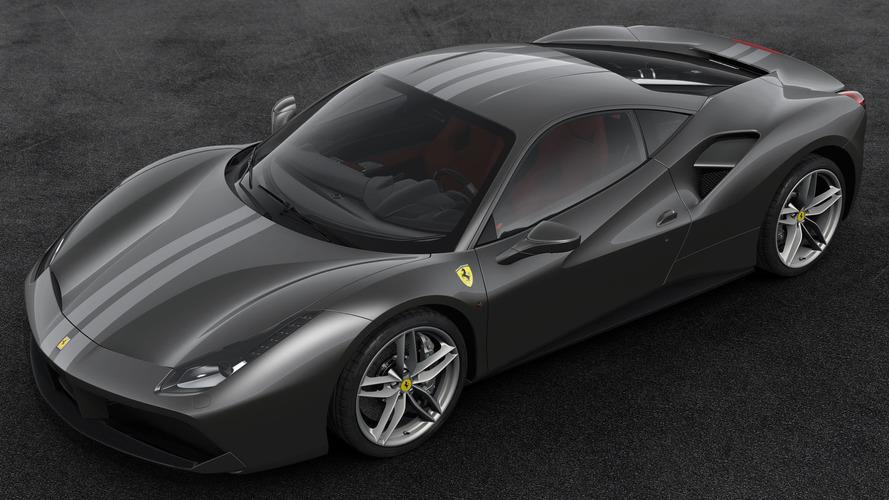 Ferrari a la pêche !