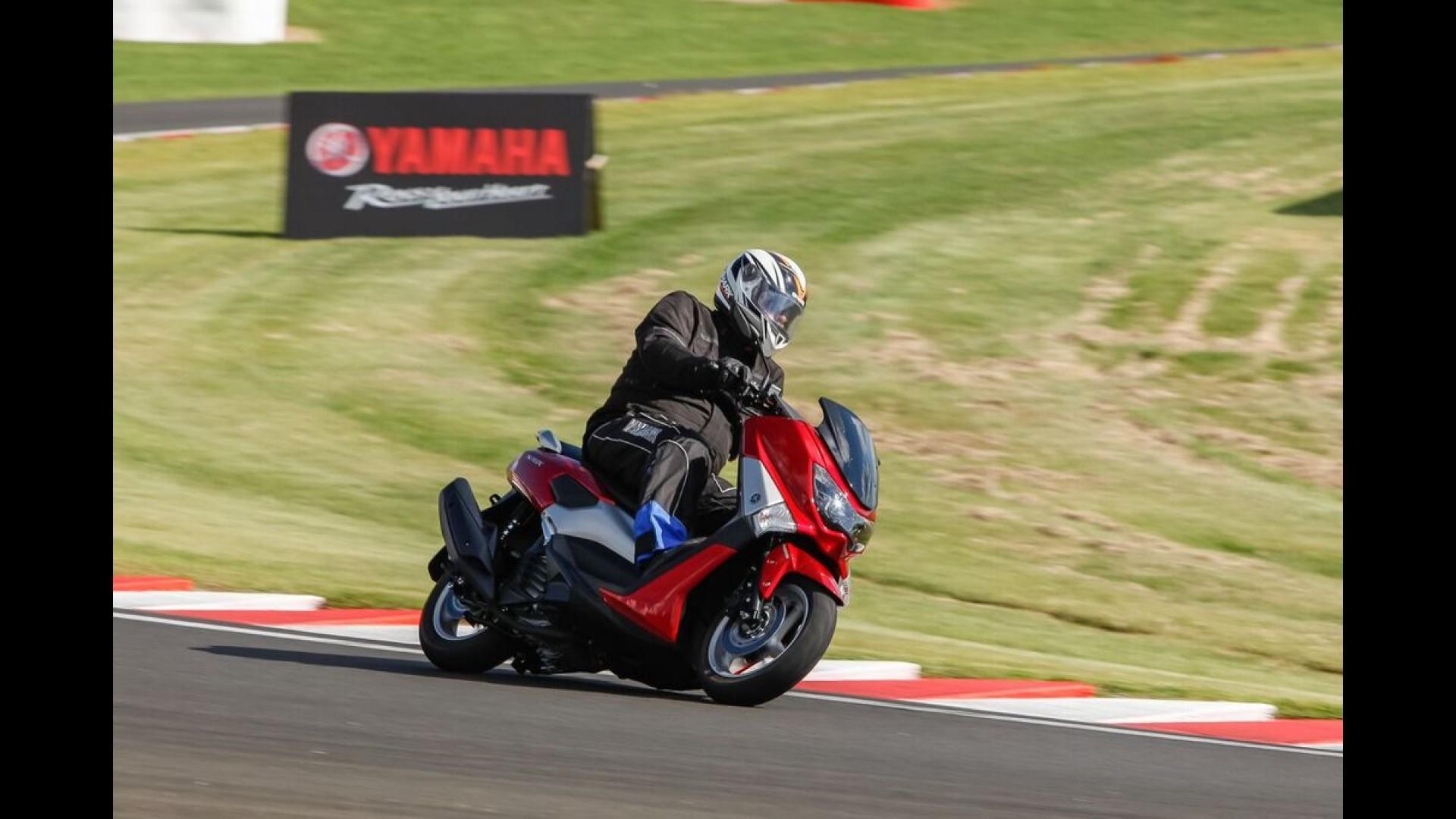 Scooter Yamaha NMax e naked MT-03 chegam em maio ao Brasil