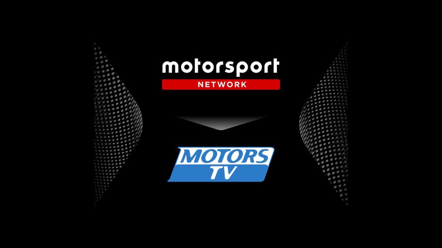 Motorsport Network fait l'acquisition de Motors TV