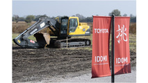 Toyota, Meksika'daki tesisin inşaatına başlıyor