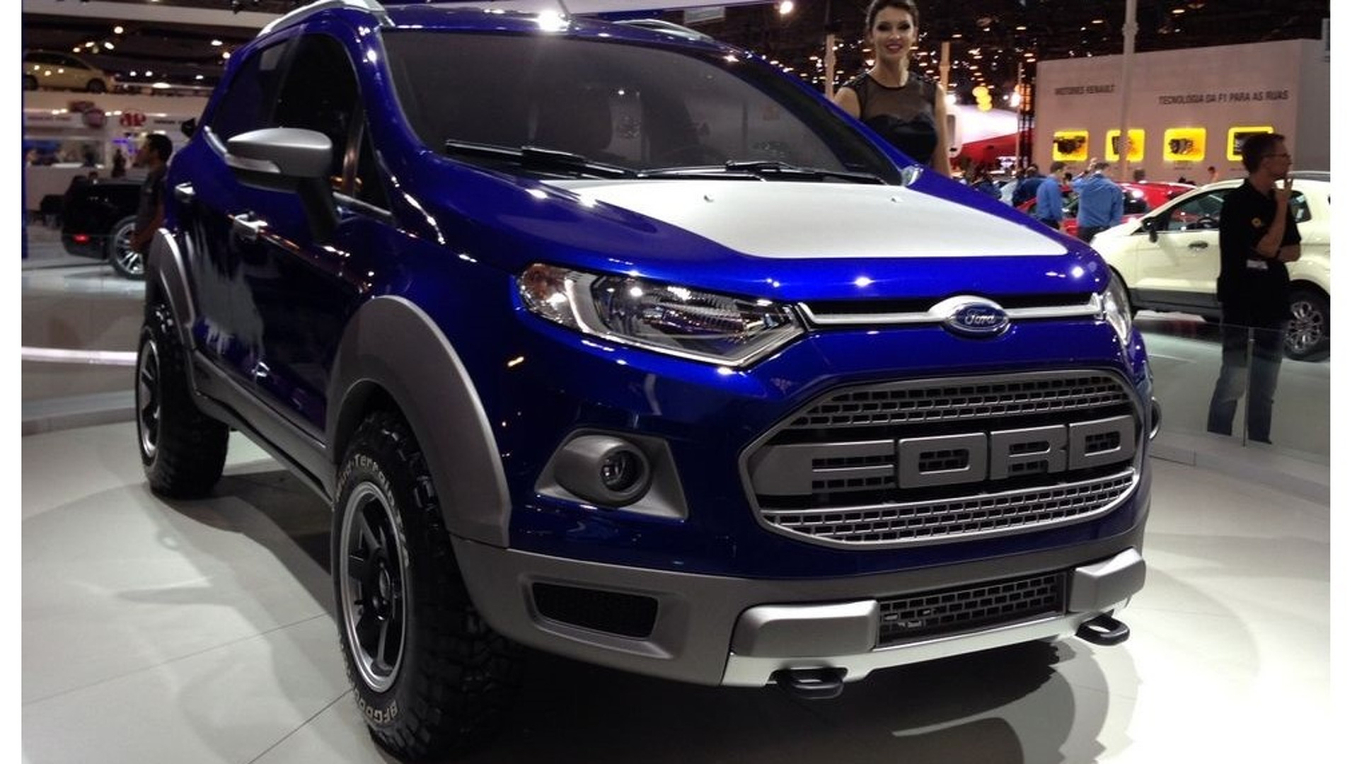 Concept We Forgot 2014 Ford Ecosport Storm