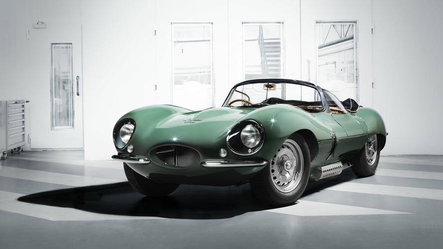 Jaguar Classic présente la nouvelle XKSS à Los Angeles