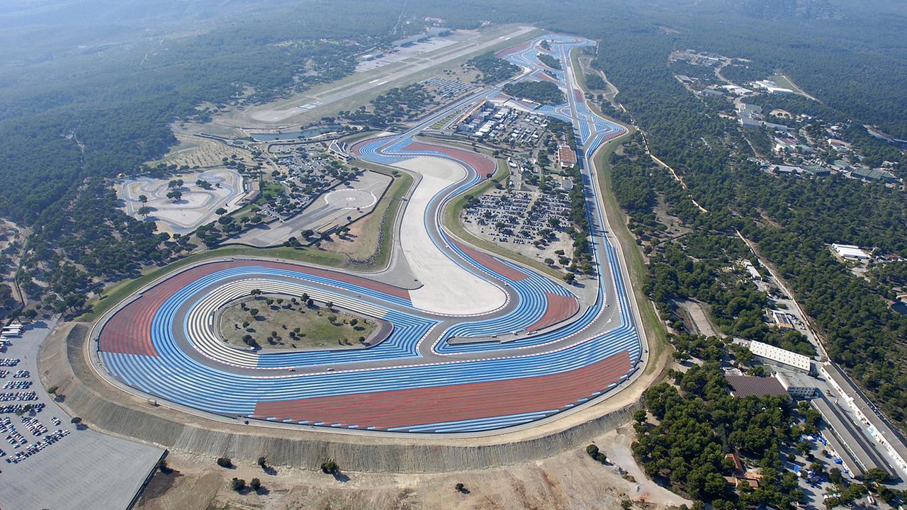 Grand Prix de France au Castellet