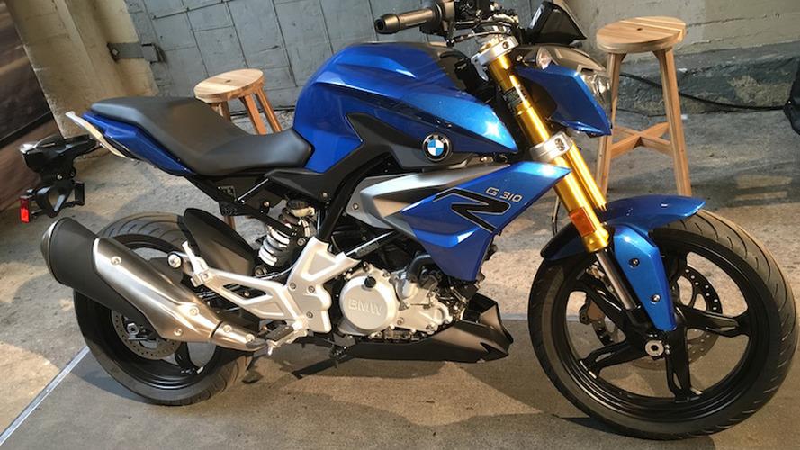 BMW lança a moto compacta G 310R, que em breve será brasileira