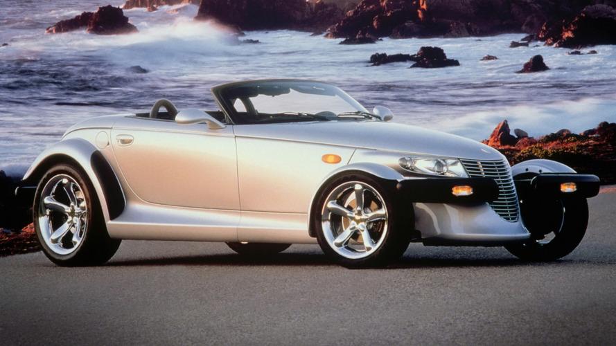 1993 - Plymouth Prowler Concept et version de série