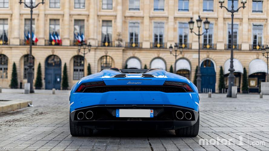KVC Lamborghini Huracan Spyder